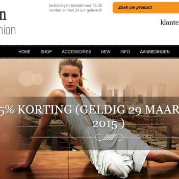women Like Fashion 15% korting + gratis sieraad