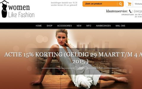 Webshop women Like Fashion