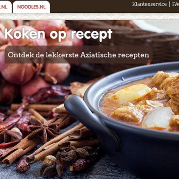 Actie Asian Food Lovers 10% korting