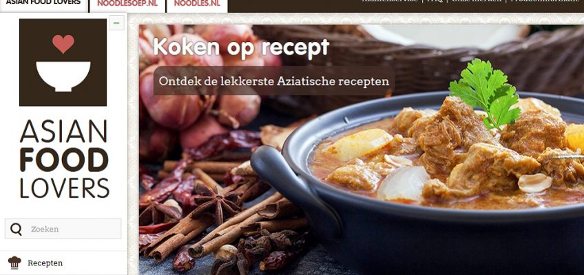 Actie Food Online Webshop Asian Food Lovers