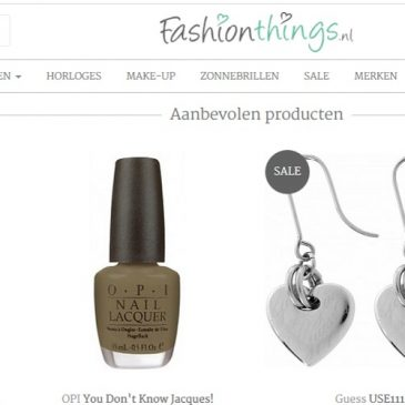 Modeaccessoires uitbelicht: Fashionthings